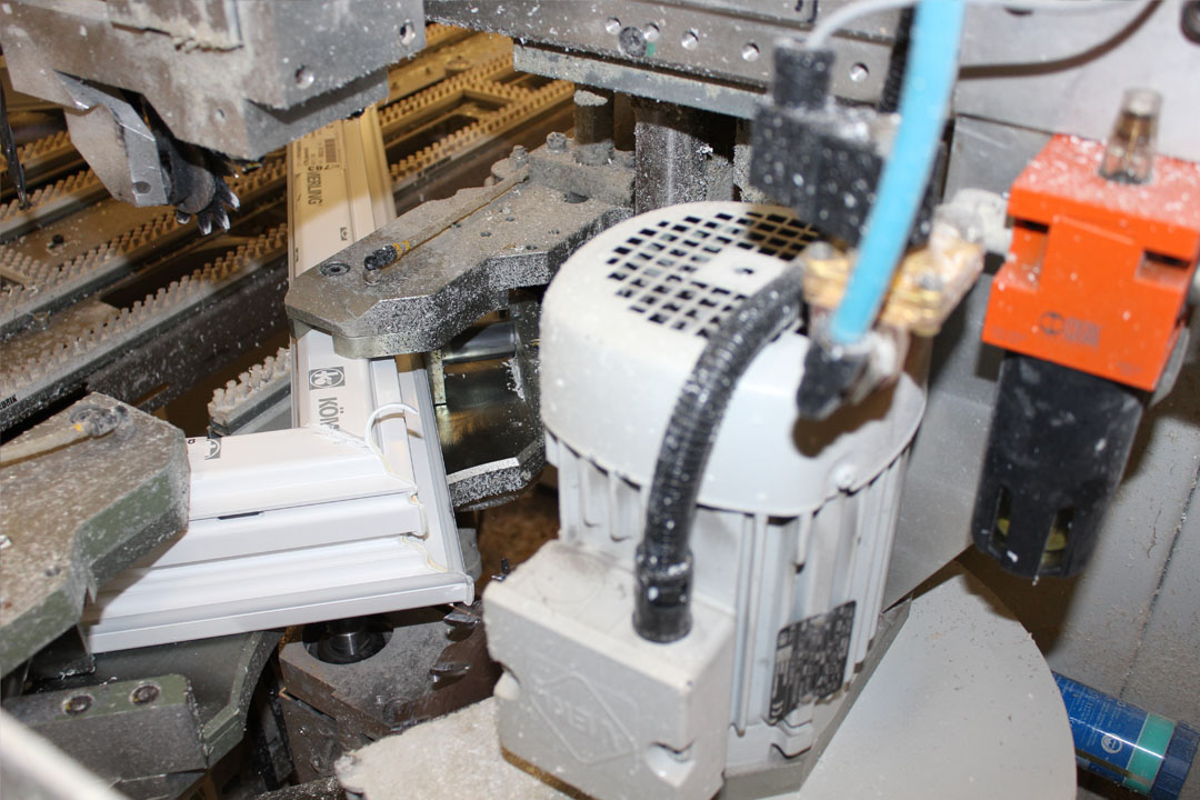 Proceso de fabricaci n pvc vencasa la sagra ventanas - Distribuidores kommerling ...