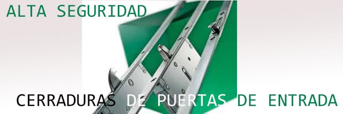 Cerradura de alta seguridad en puertas de calle for Puertas de calle de pvc